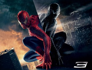 spiderman+black+suit+red+suit+mirror