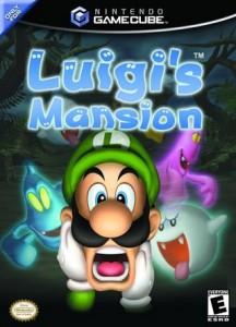 Luigis mansion cover