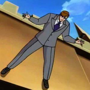 90s spidey suit