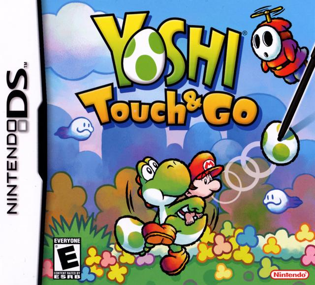 Yoshi Touch and Go Cover