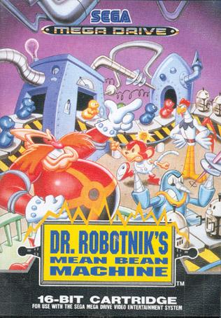 dr. robotnik's machine cover