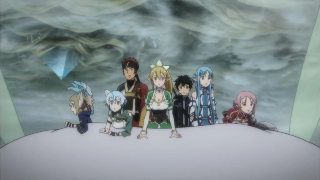 Screenshot taken from: http://www.crunchyroll.com/sword-art-online/episode-15-the-queen-of-the-lake-656655?t=995