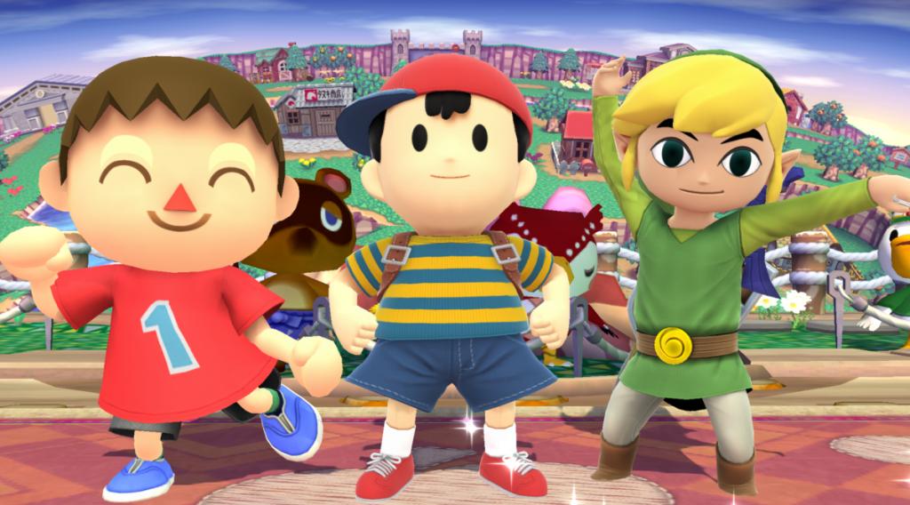 Wii U Smash