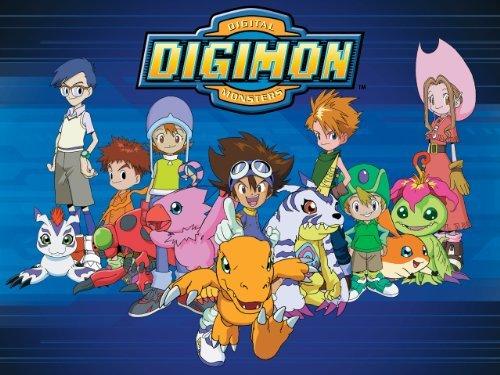 Digimon Lineup