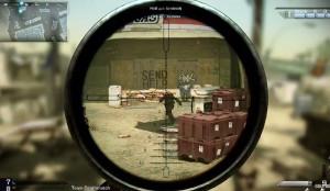 CoD Ghost Sniper