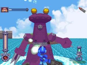Megaman vs. Bonnes