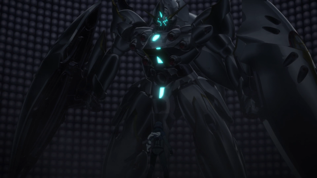 Screenshot taken from: http://www.crunchyroll.com/aldnoahzero/episode-13-this-side-of-paradise-667995