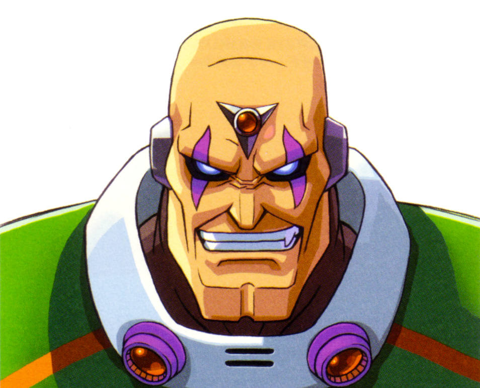Meet Sigma. I hate this man. With fervor.