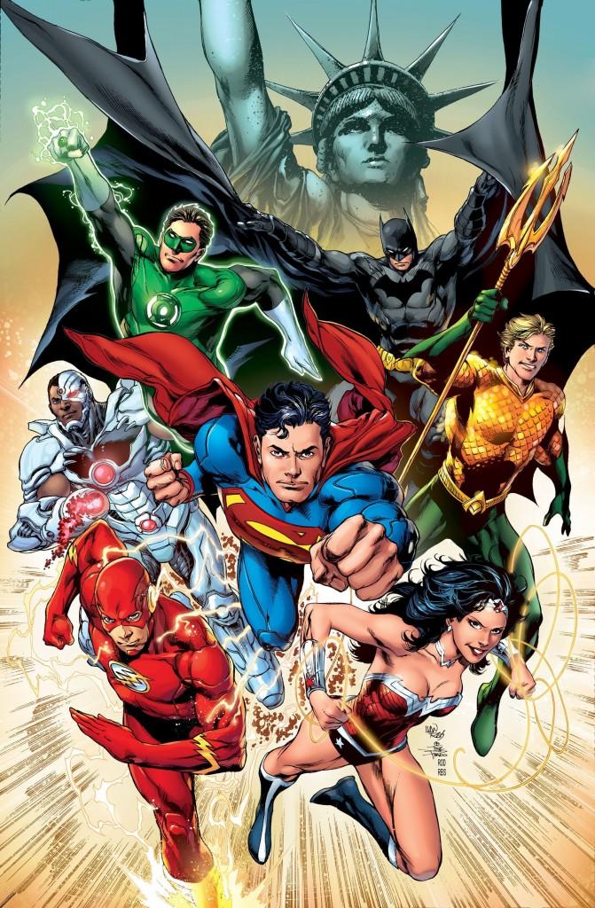 DC ENTERTAINMENT DC COMICS