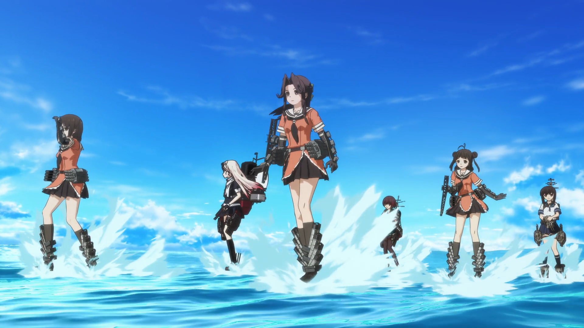 Review Kancolle Episode 10 Let S Do Our Best