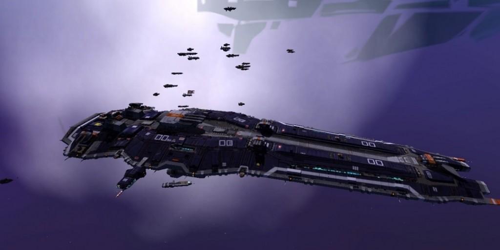 Battlecruiser navy