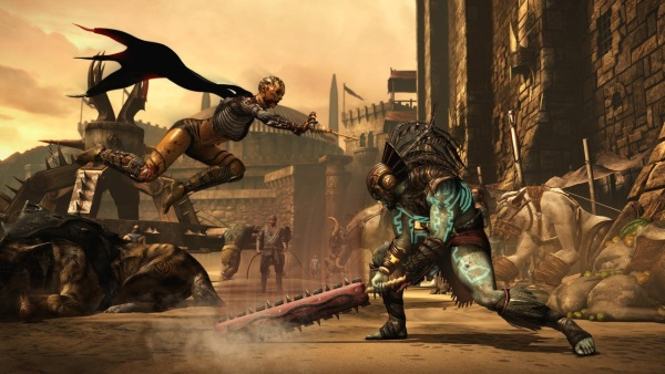 D'Vorah and Kotal Kahn are both new to the tournament.