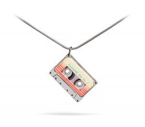 Mixtape Necklace