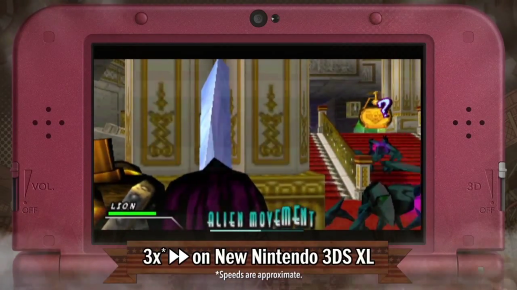 Even faster on the New 3DS.