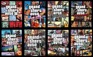 GTA III series