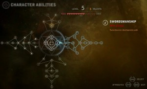 Witcher 2 skill tree