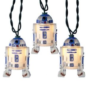 R2D2 String Lights
