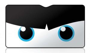 Angry Eyes Shade