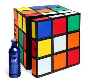 Rubik's Fridge