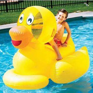 Rubber Duck Float