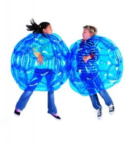 Inflatable Wearable Balls