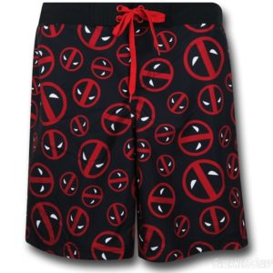 Deadpool Swimsuit