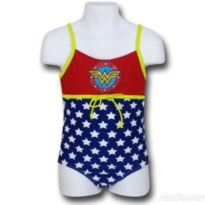 Wonder Woman Kids Swimsuit