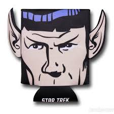 Spock Can Cooler