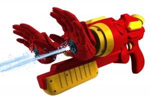 Iron Man Water Blaster
