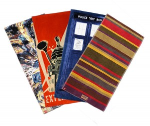 Doctor Who Towels