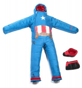 Captain America Sleeping Bag