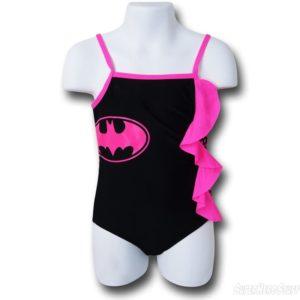 Batgirl Kids Swimsuit
