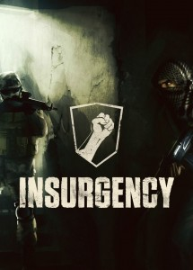Insurgency Cover Art - Geeks Under Grace