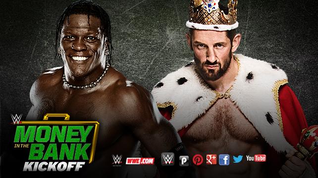 R Truth vs. King Barrett