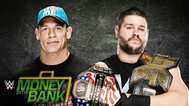 John Cena vs. Kevin Owens