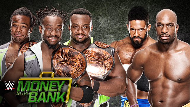 The New Day vs. The Prime Time Players