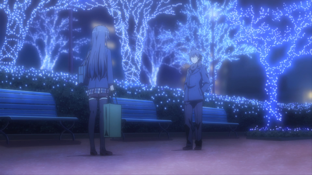 Screenshot taken from: http://www.crunchyroll.com/my-teen-romantic-comedy-snafu/episode-7-yet-that-room-continues-to-play-out-the-endless-days-678751
