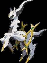 Arceus in Pokemon makes a stronger case for intelligent design.