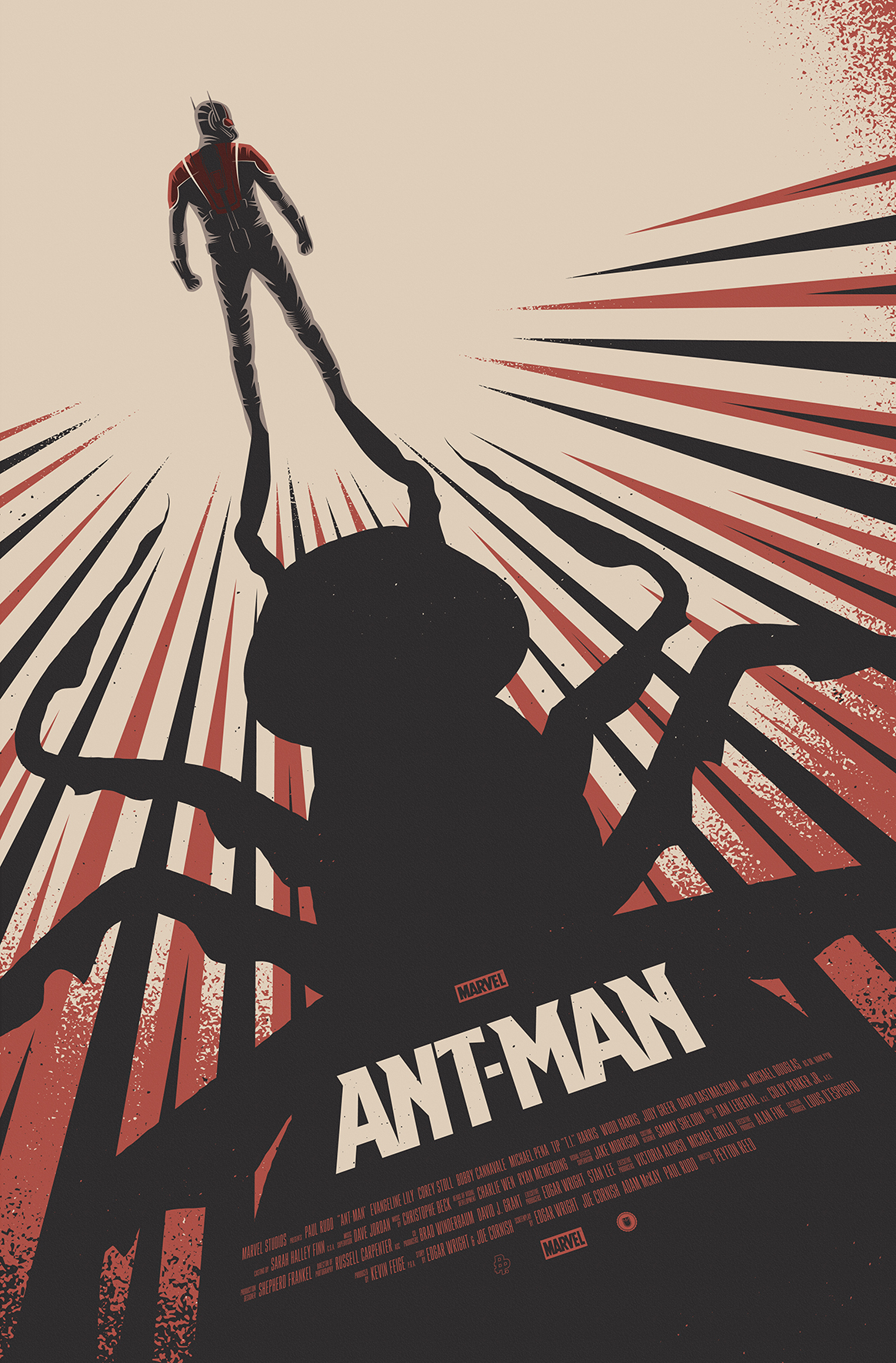 Poster-Posse-Ant-Man-One-Sheet-by-Thomas-Walker