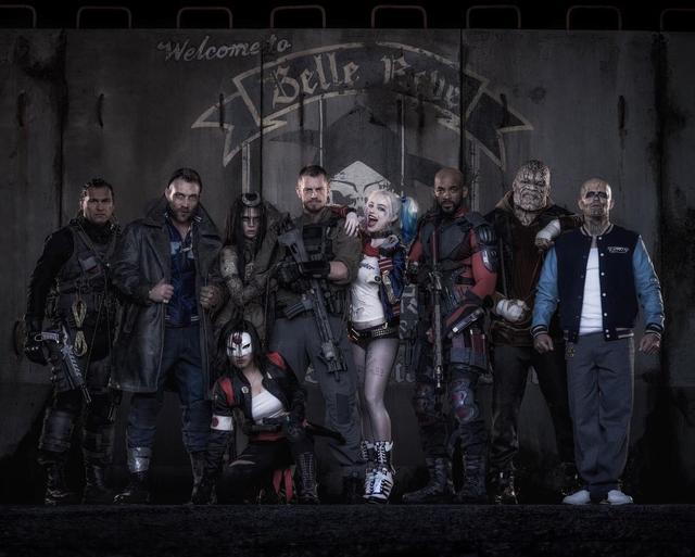 Suicide Squad full cast
