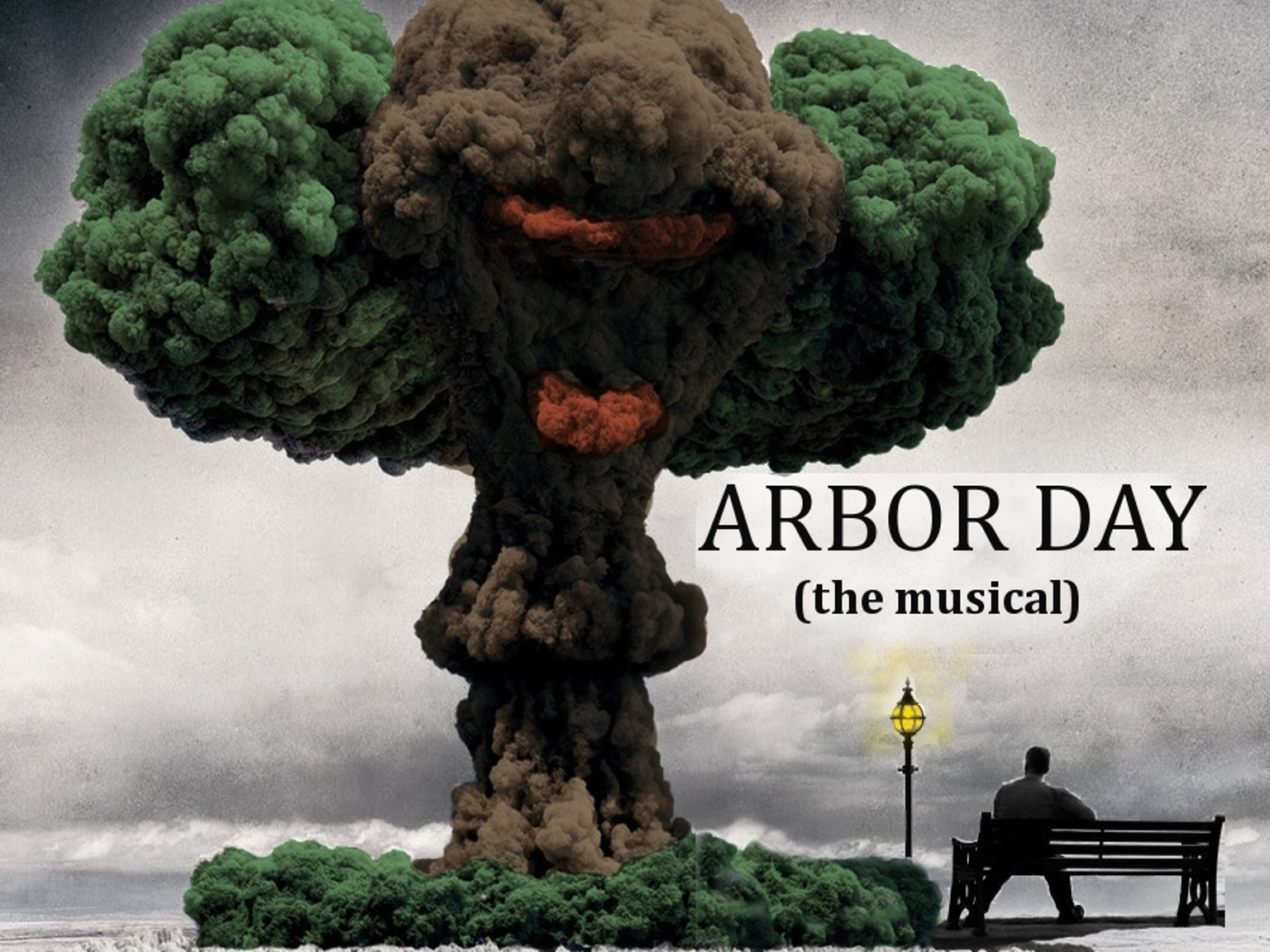 Arbor Day: the Musical, directed by Chuck Huber