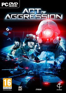 Act of Aggression cover photo