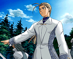 While Riou becomes the leader of the Dunan army, Jowy becomes king of Highland.