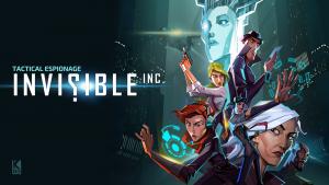 Invisible Inc title screen