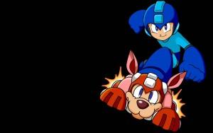 Rush and Megaman