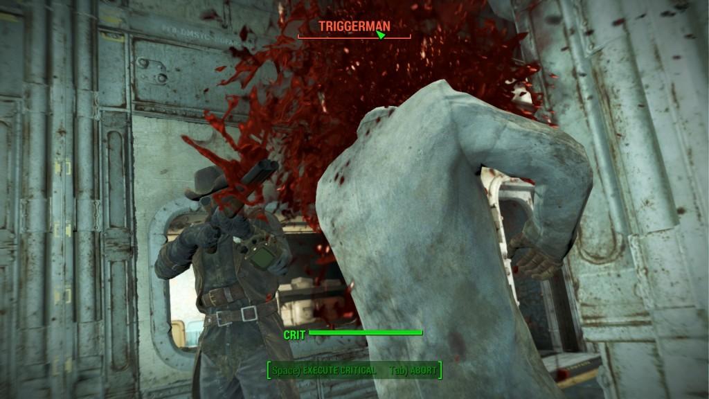 Fallout 4 Headshot