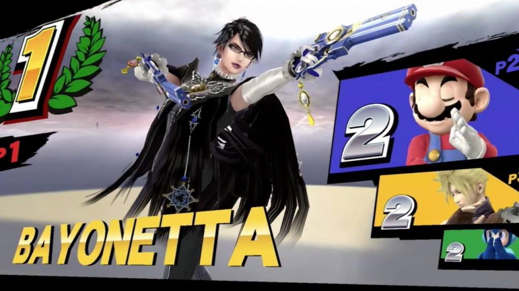 Bayonetta win