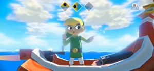Using the windwaker