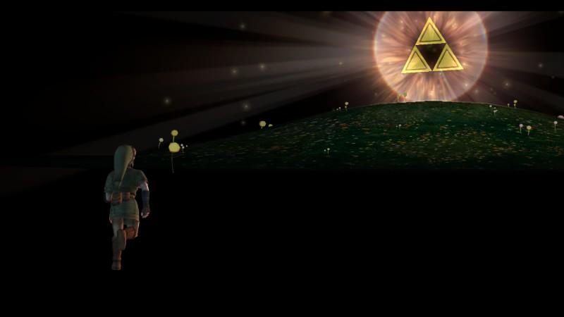 Triforce Run