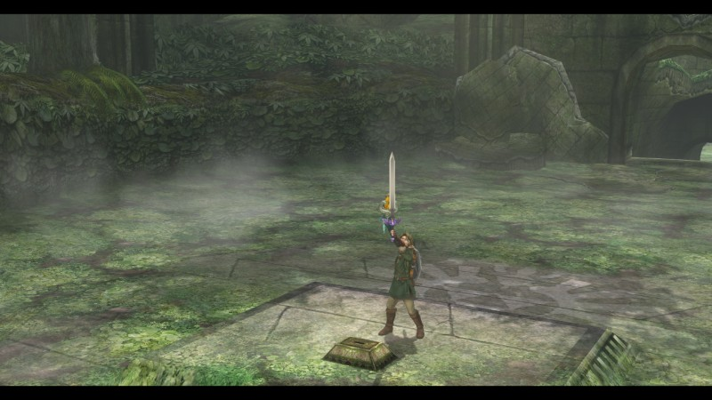 Master Sword collected